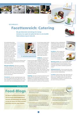 Artikel im Bayerischen Milch- und Käseboten - über Catering, Gasthaus Goldener Stern