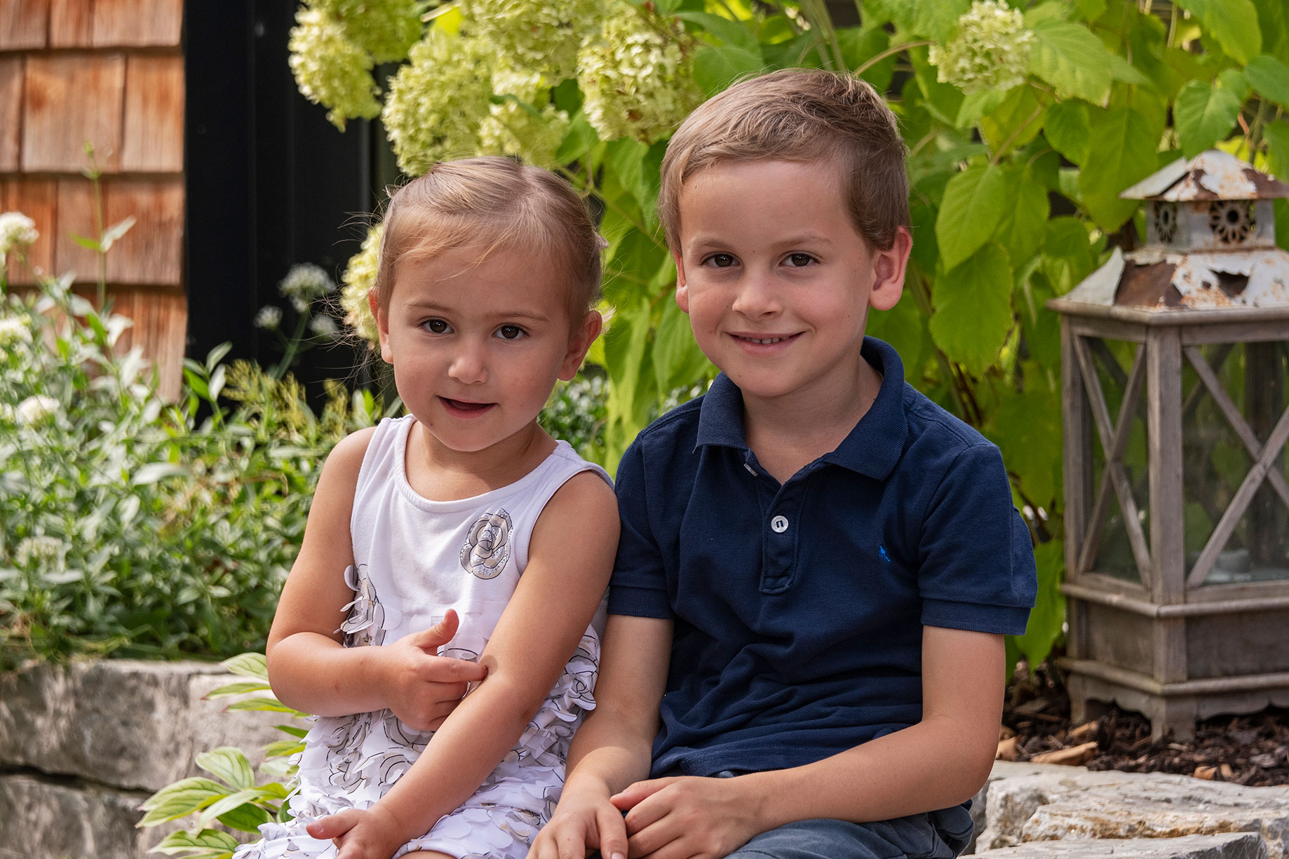 Die Kinder der Familie Stefan Fuss
