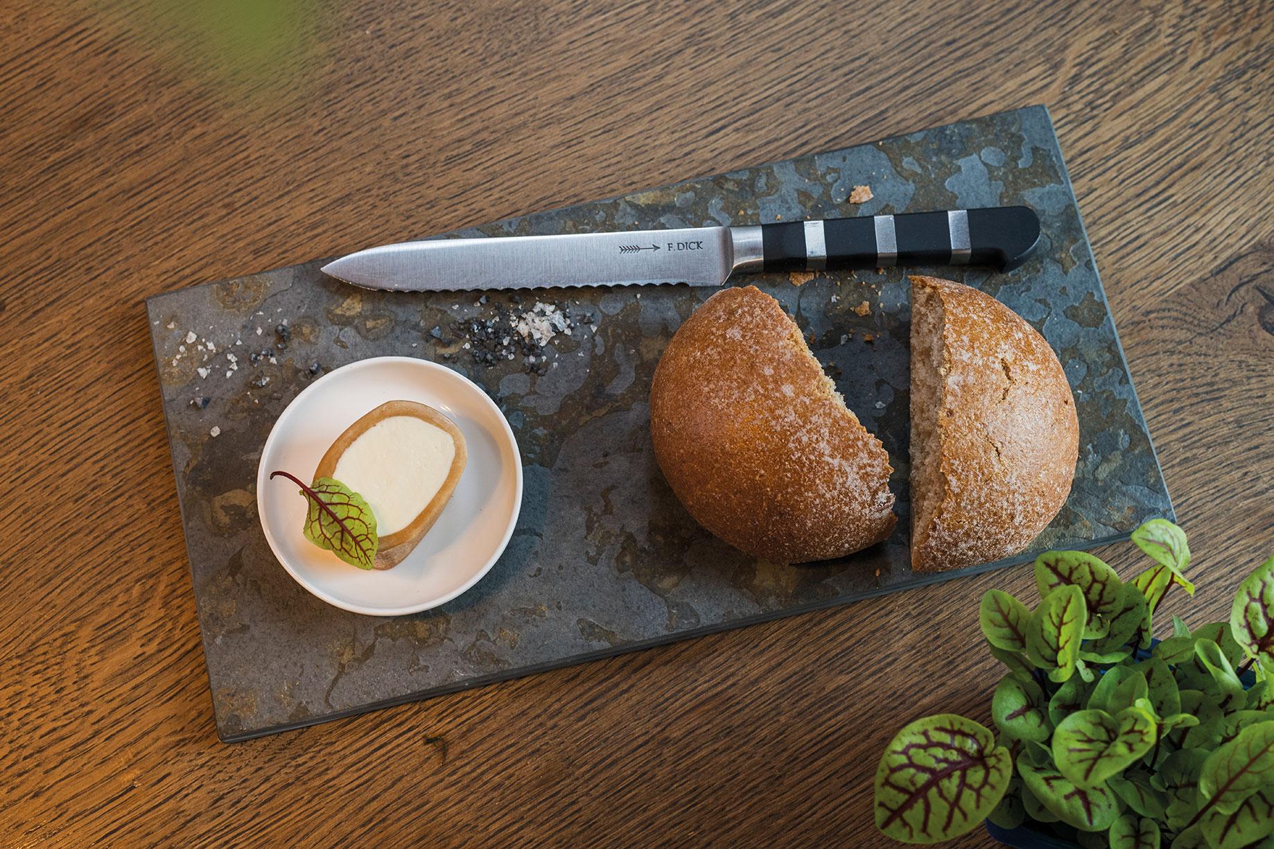 Fertiges Gericht im Gasthof Goldener Stern